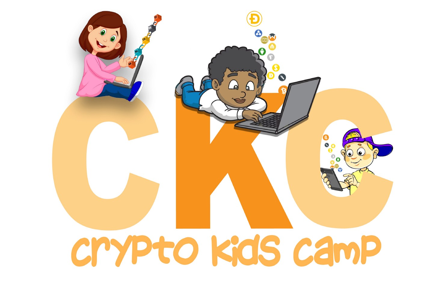 Crypto Kids Camp logo