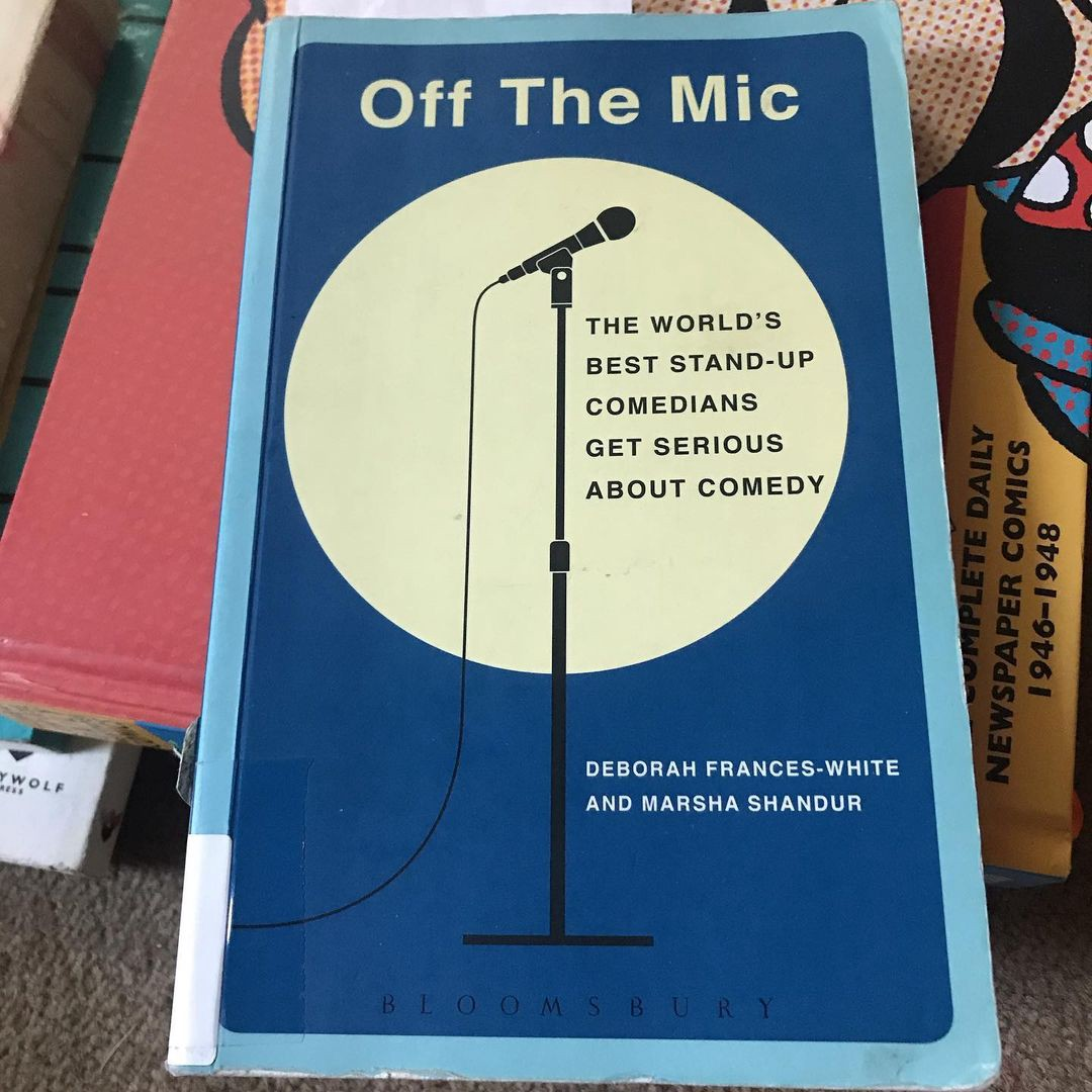 Off The Mic book