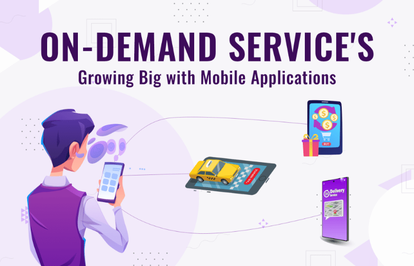 On-Demand Mobile Application Services