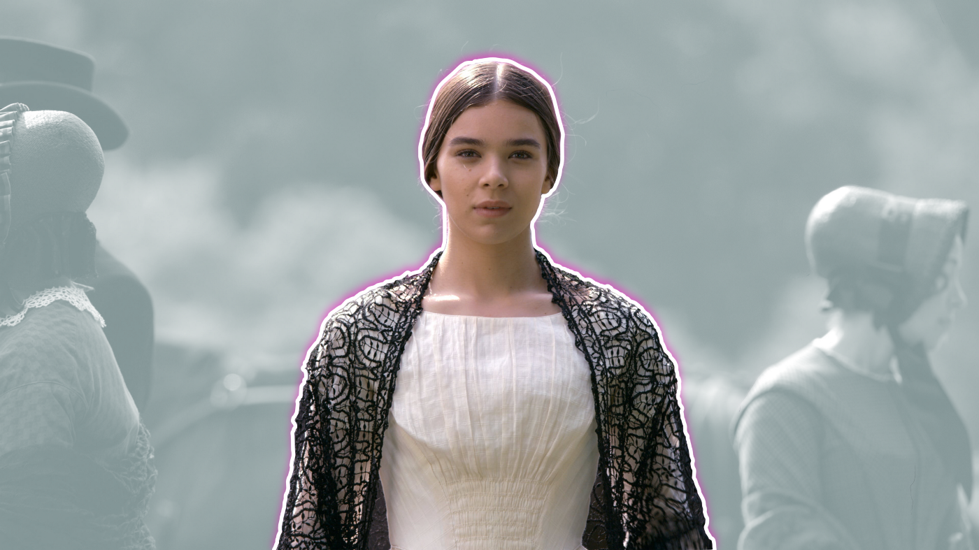 Photo from the TV show Dickinson