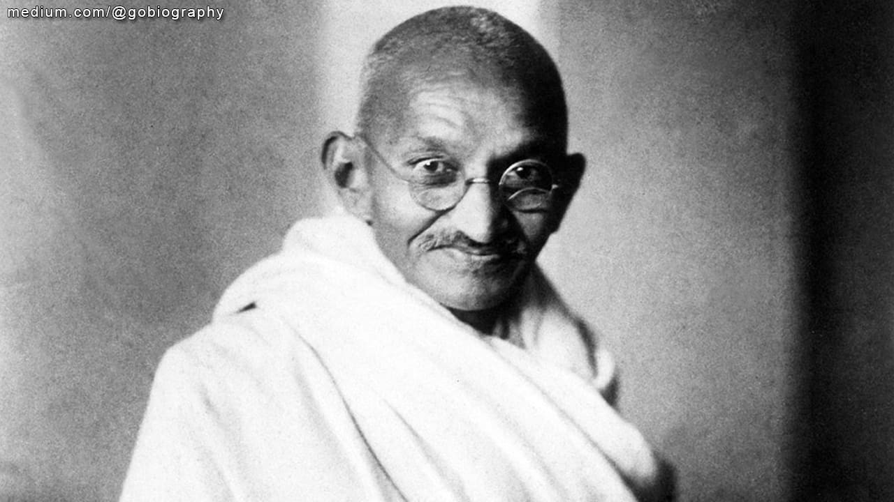 Mahatma Gandhi Life Story & Facts That You Don't Know