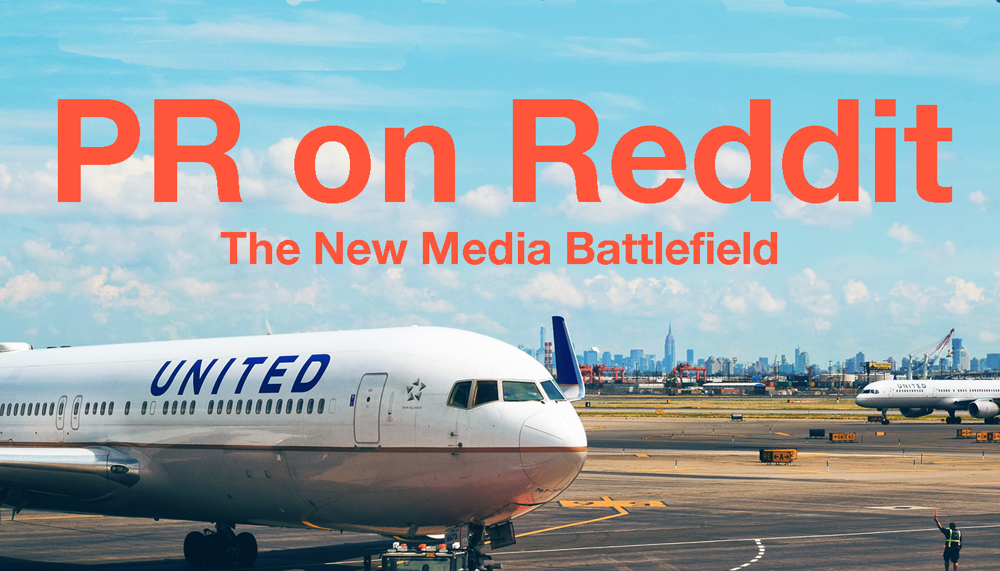 Why Did United Airlines Ignore Reddit? - Brian Young - Medium