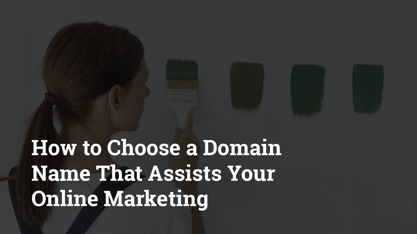How to Choose a Domain Name That Assists Your Online Marketing. Hurree The Segmentation Company. Guest post by Bizzmark Blog.