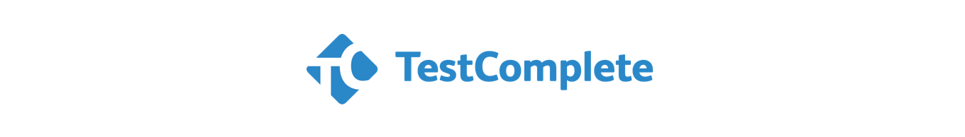 Test Complete logo, Mobile testing tool
