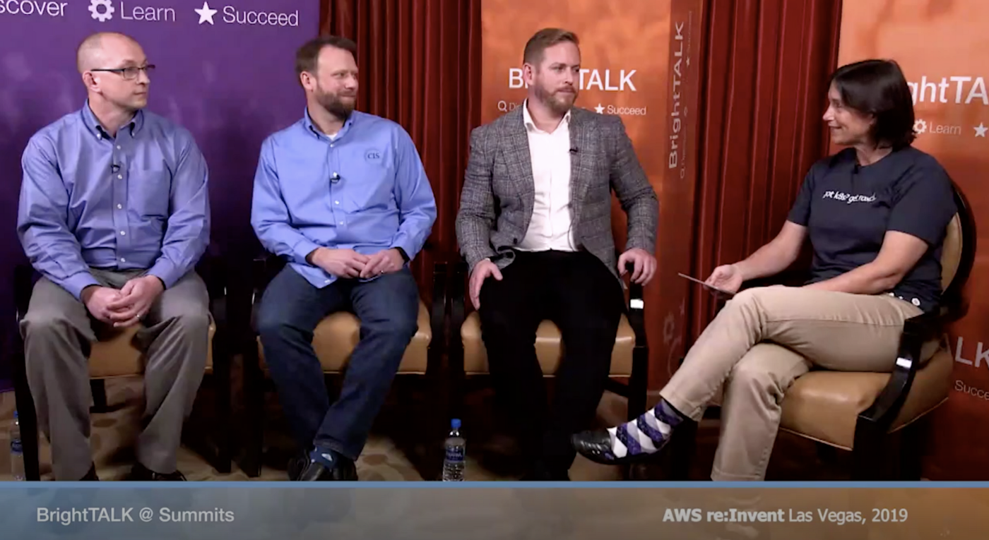 BrightTALK: From DevOps to DevSecOps: Cloud, Security and Compliance