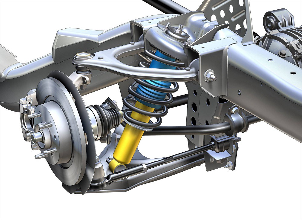 Automobile Suspension Design 101 (Part III): Double Wishbone Suspension