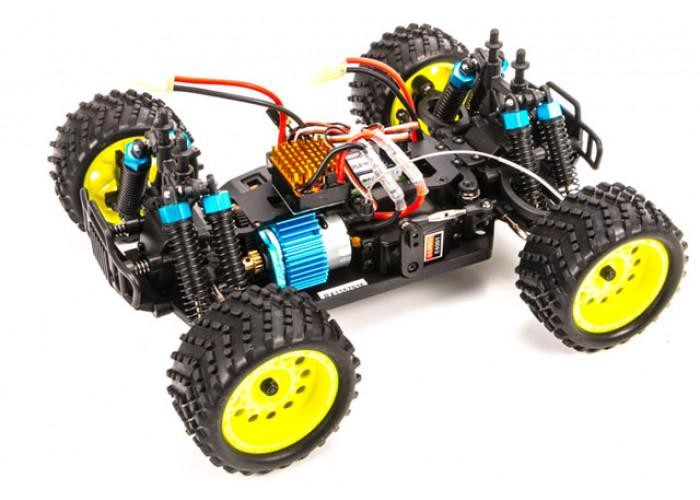 Self driving remote-control car with Apache MXNet - Apache