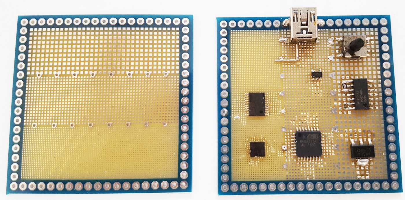 Notes on prototyping circuit boards: breadboards, perfboards, and beyond