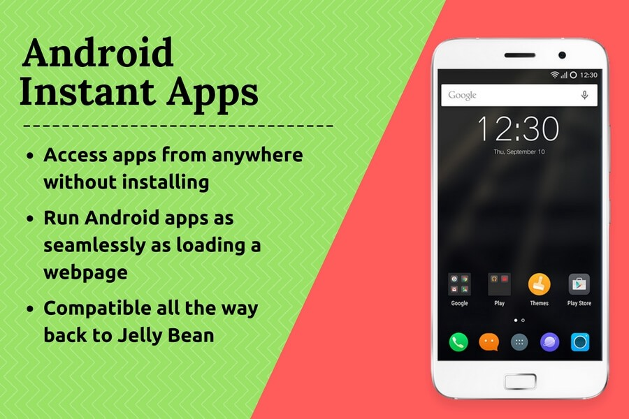 Advantages and Disadvantages of Android Instant Apps for Web
