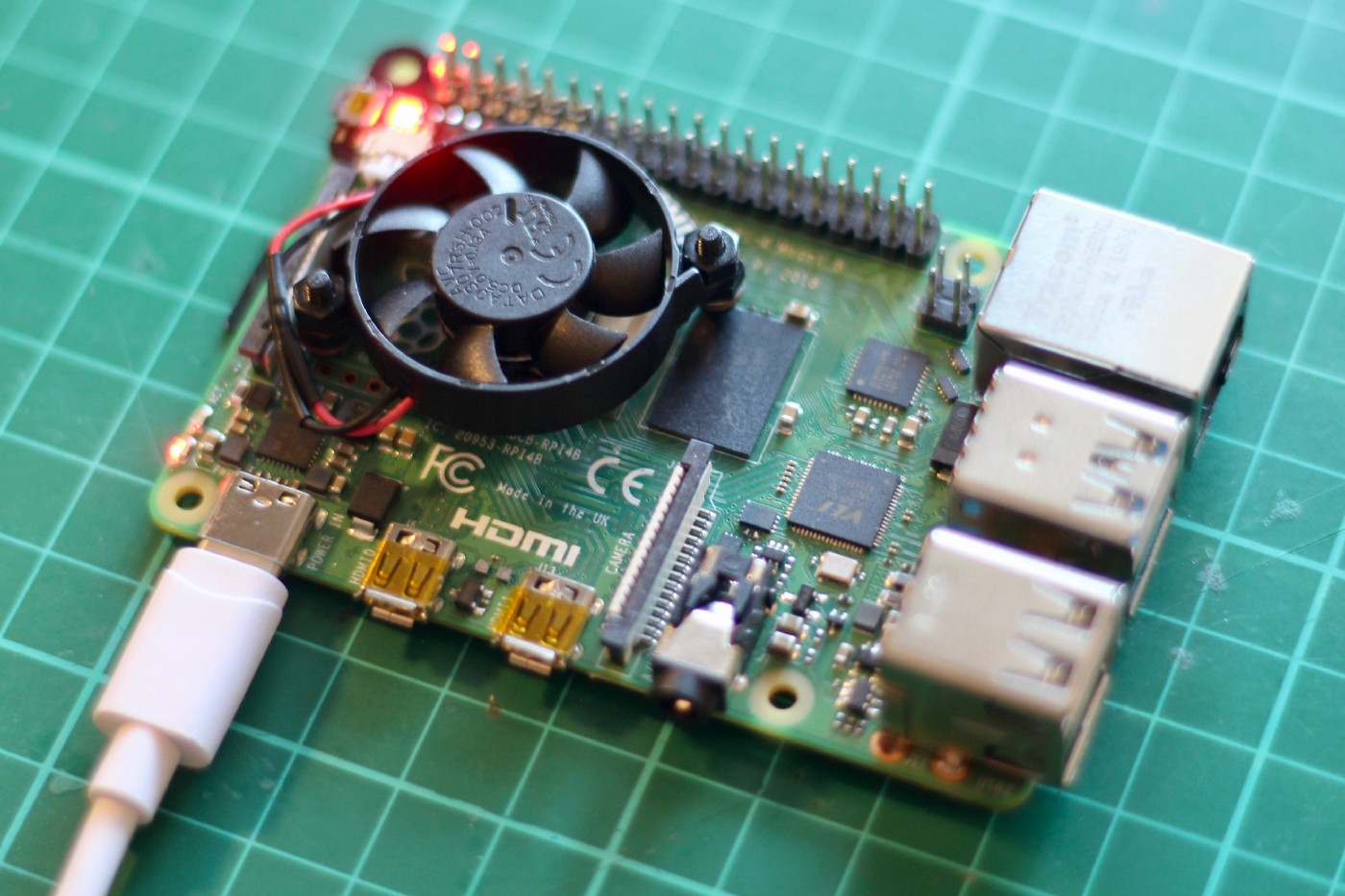 Do You Need to Use a Fan for Cooling with the New Raspberry Pi 4?