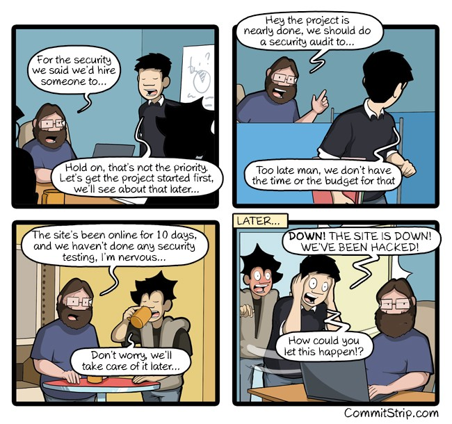 Image result for smart contract cartoon