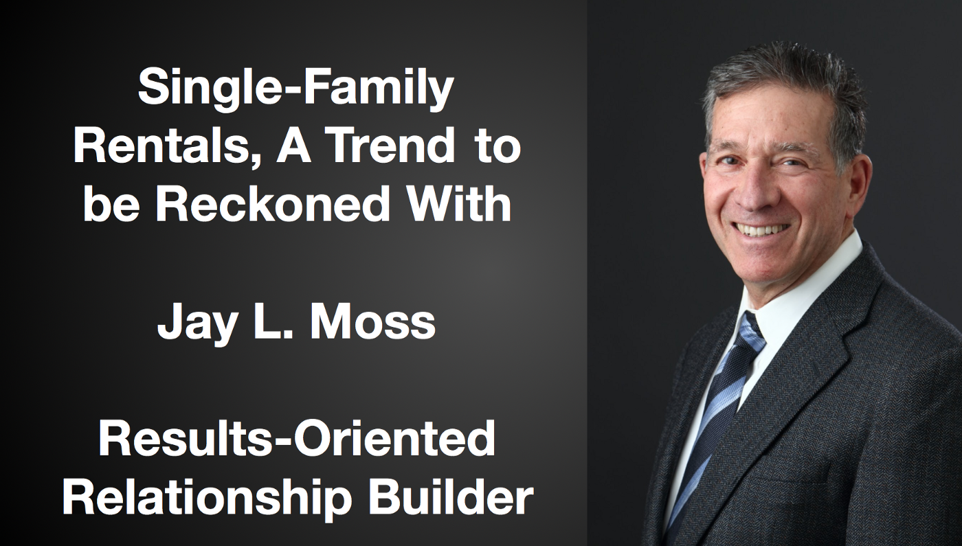Jay L. Moss — Results-Oriented Relationship Builder