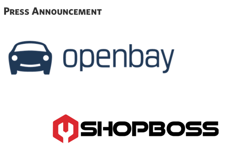 Openbay Intelligent Chat and Messaging Platform Integrates with Shop Boss Auto Repair Shop Management Software Driving Service Revenue and Shop Efficiency