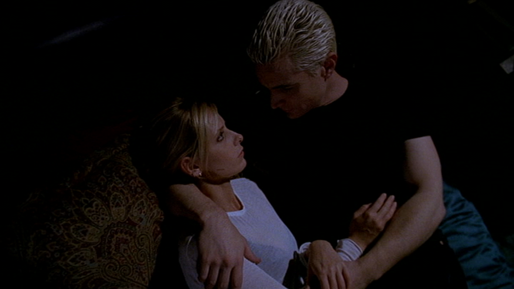 Buffy relationship and spike Buffy Love,