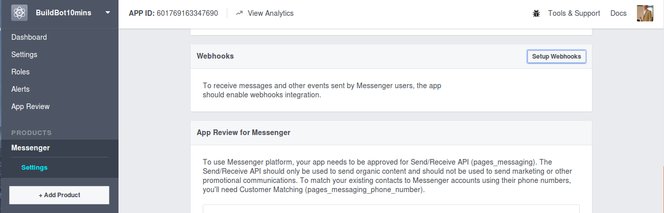 Build a Facebook Messenger chat-bot in 10 minutes - Chatbot News Daily
