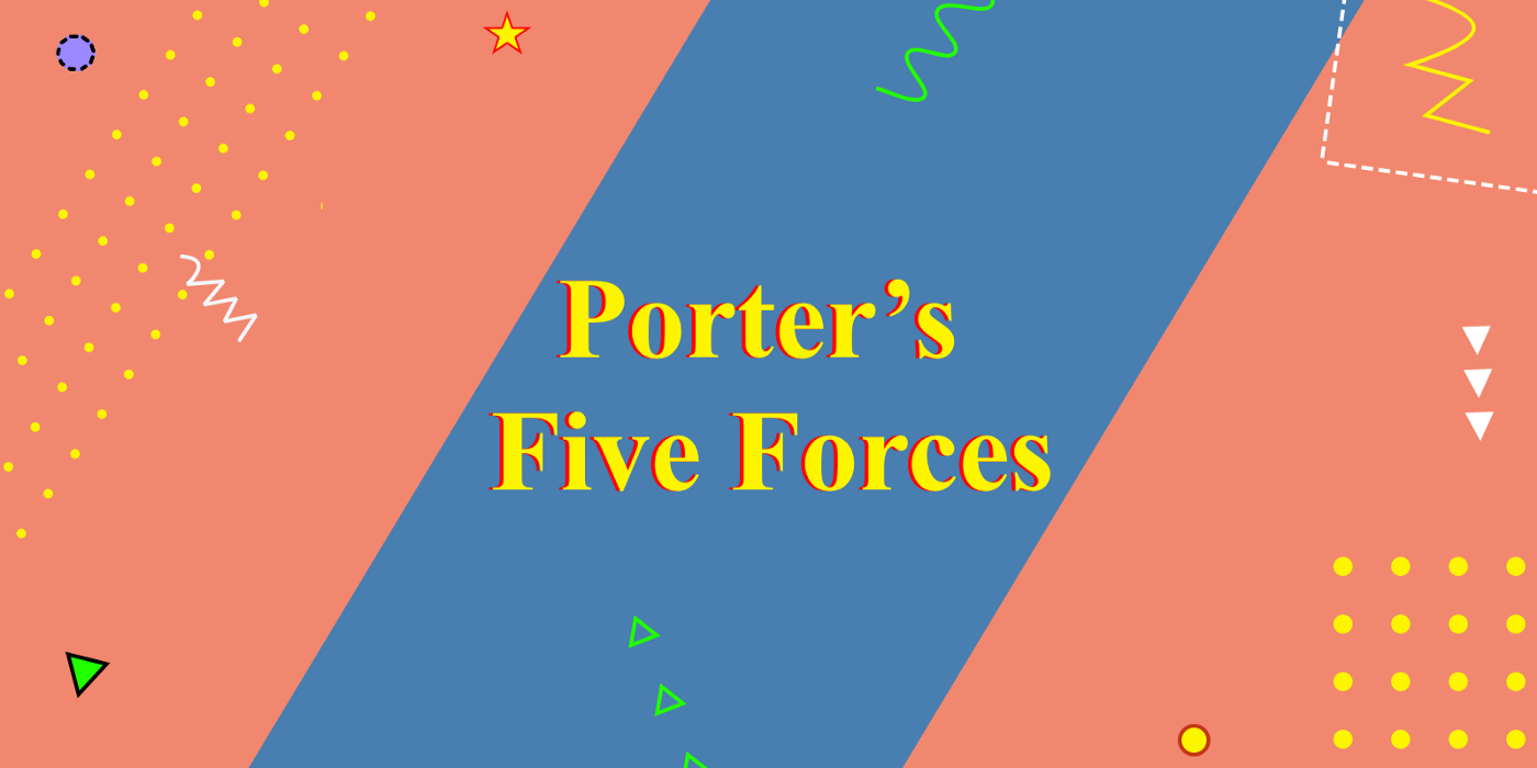 Industry trend research porter's five forces