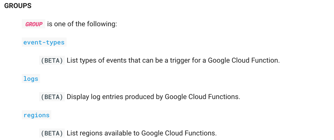Google Cloud Functions Tutorial : Using gcloud Tool