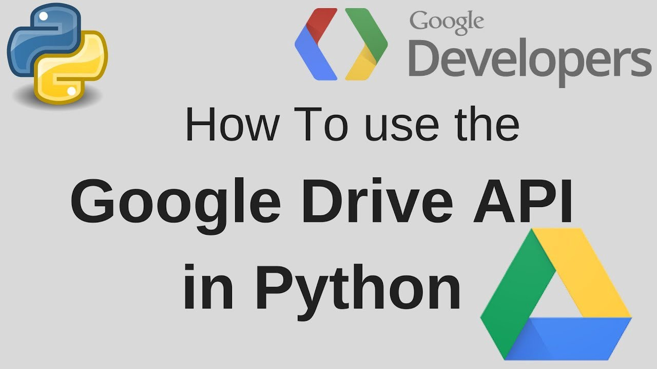 Automate Working with Google Drive   by Nikhil Verma   Medium