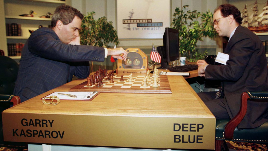 Garry Kasparov vs Deep Blue rematch