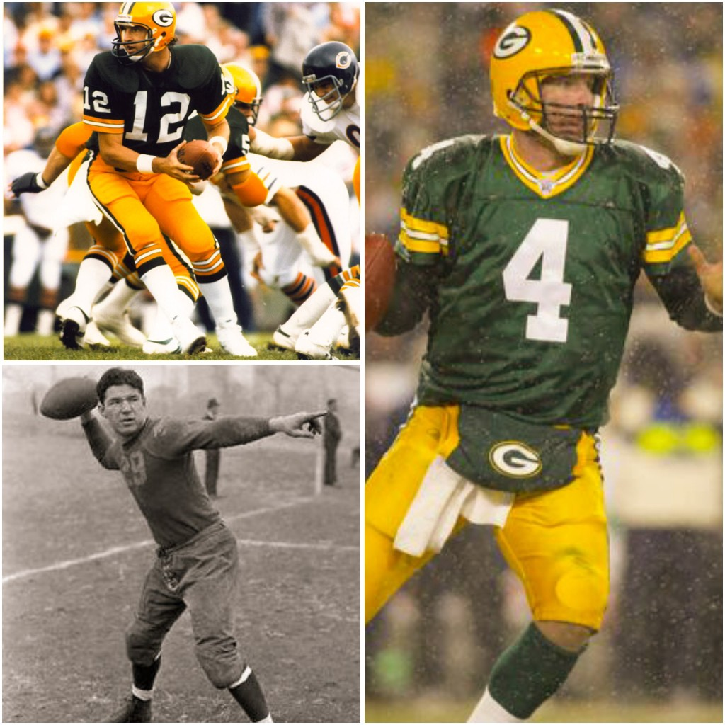 The Top 5 Greatest NFL Quarterbacks in Green Bay Packers History