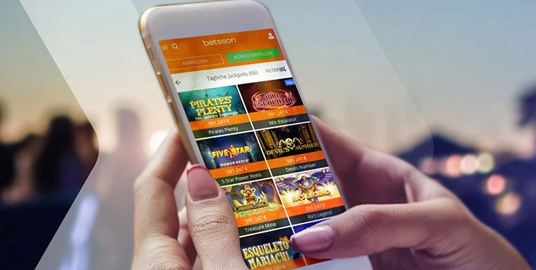 Betsson Online Casino Review • Welcome Bonus 100% up to €100 + 101 Free Slots Spins