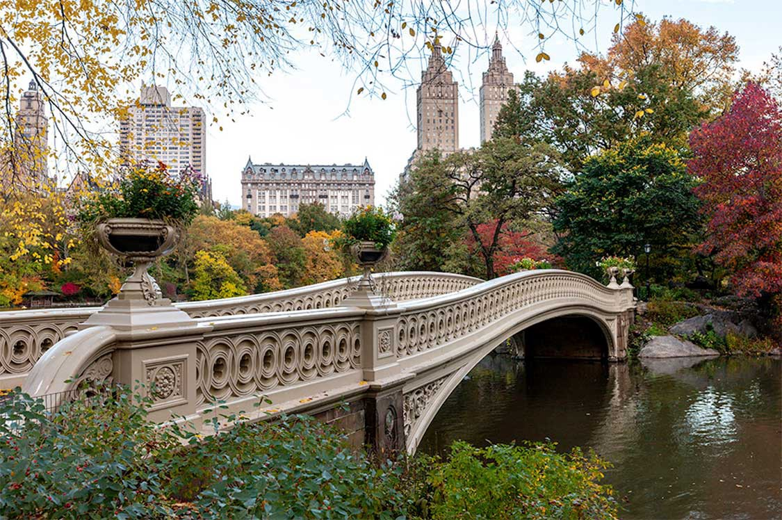 Central Park West fine art photography by Russ Bach