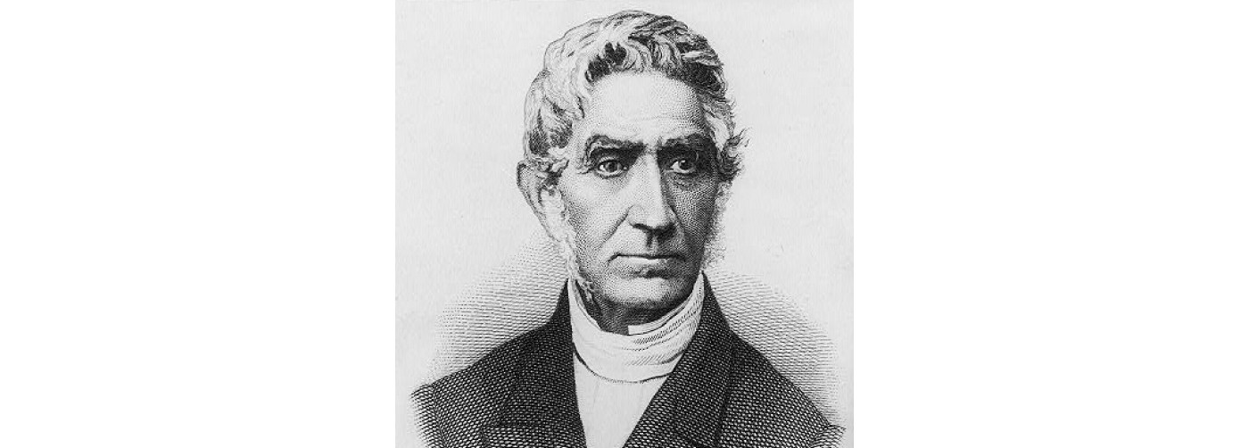 An image of Adolphe Quetelet.