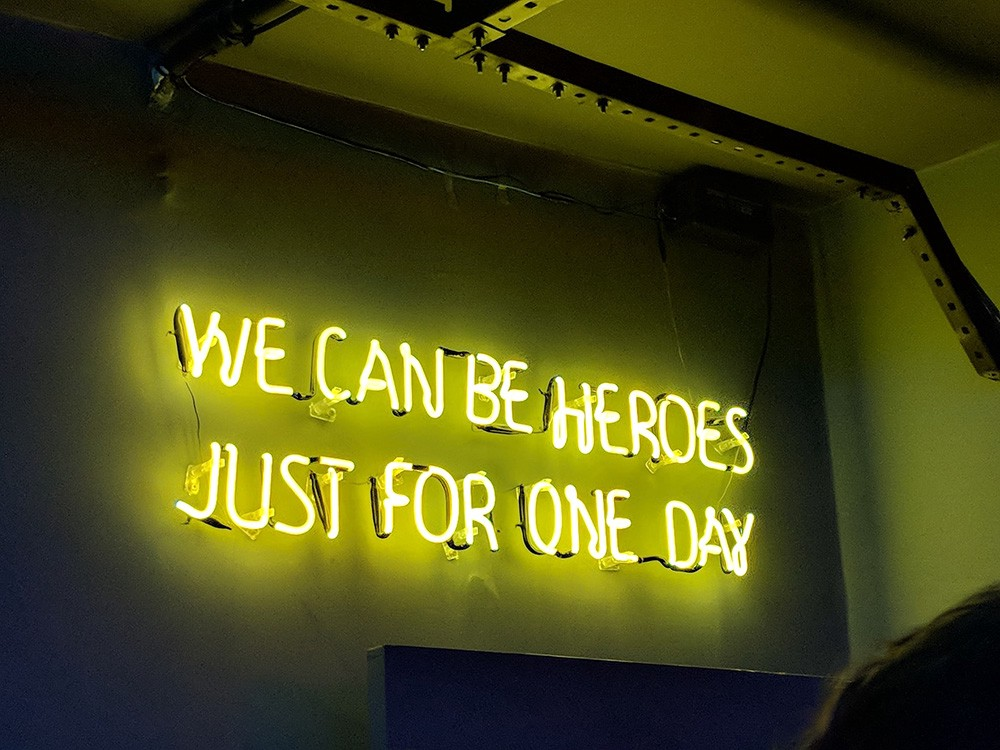 Anyone can be a hero if you tell the (brand) story right…