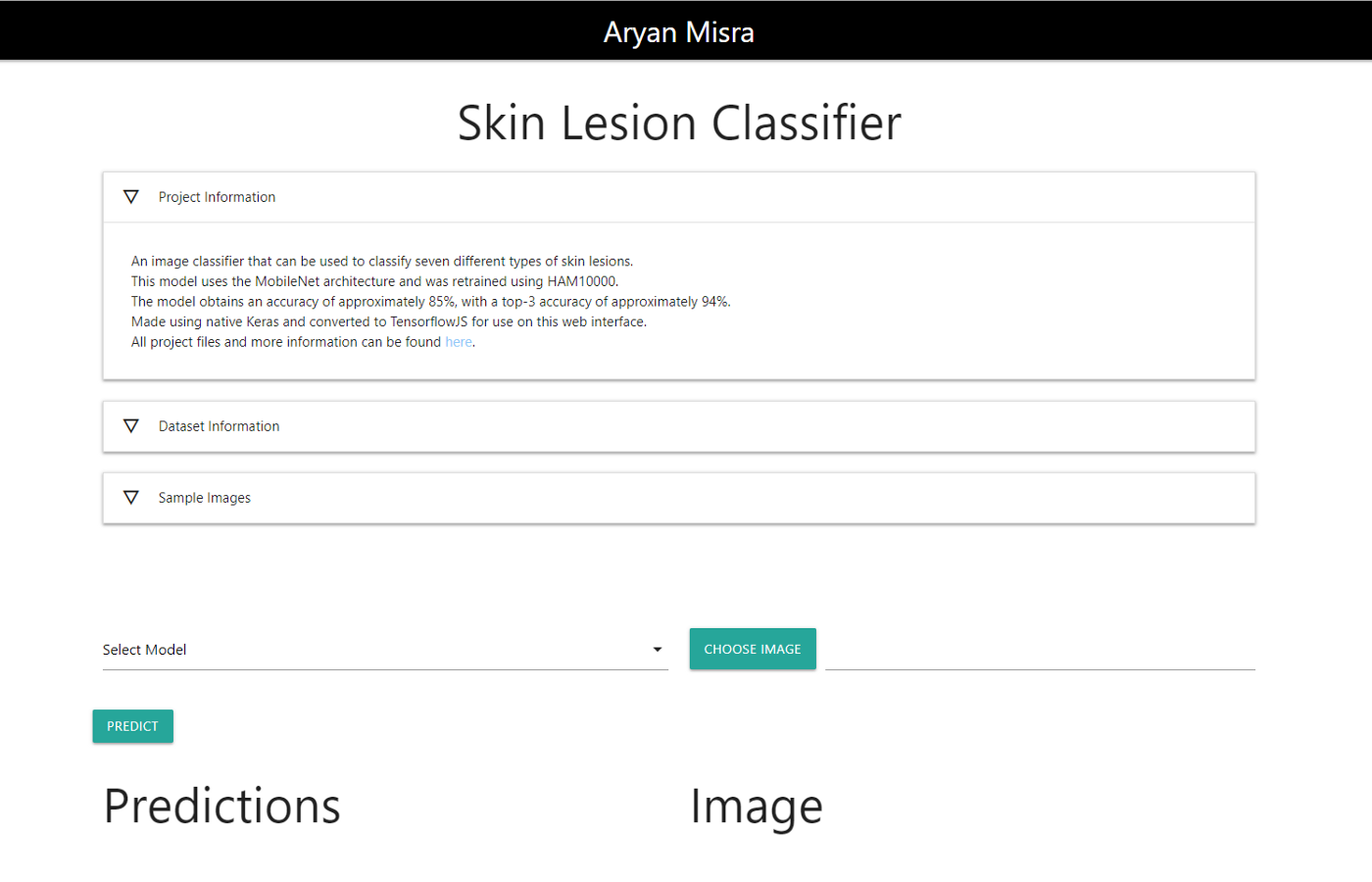 Classifying Skin Lesions with Convolutional Neural Networks
