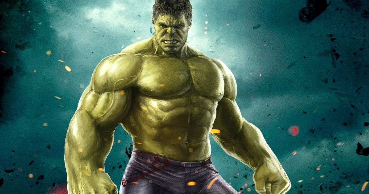 It is an image of Impertinent Images of the Hulk