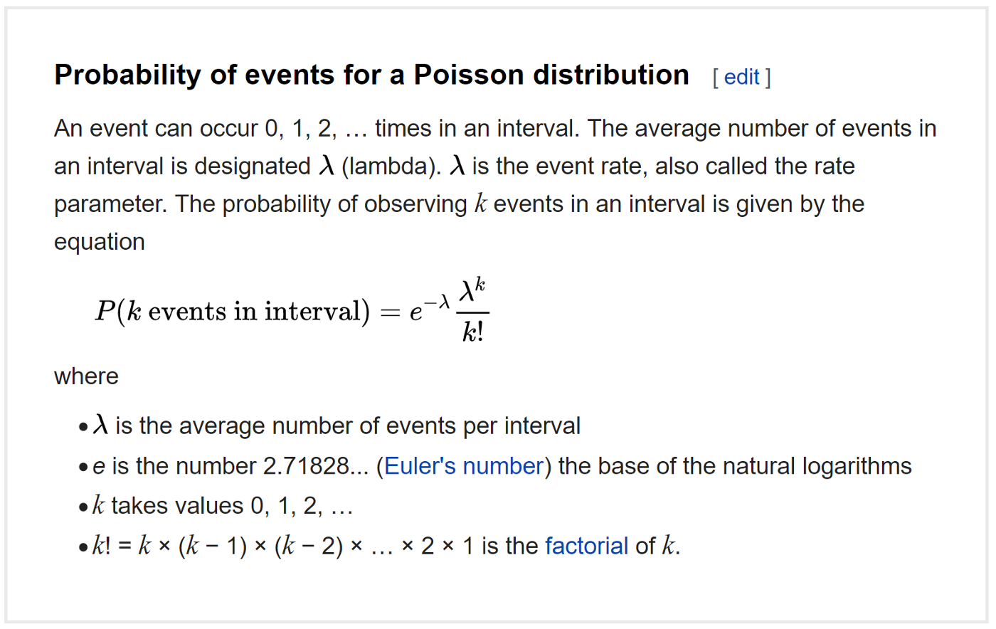 What is Poisson Distribution? - Towards Data Science