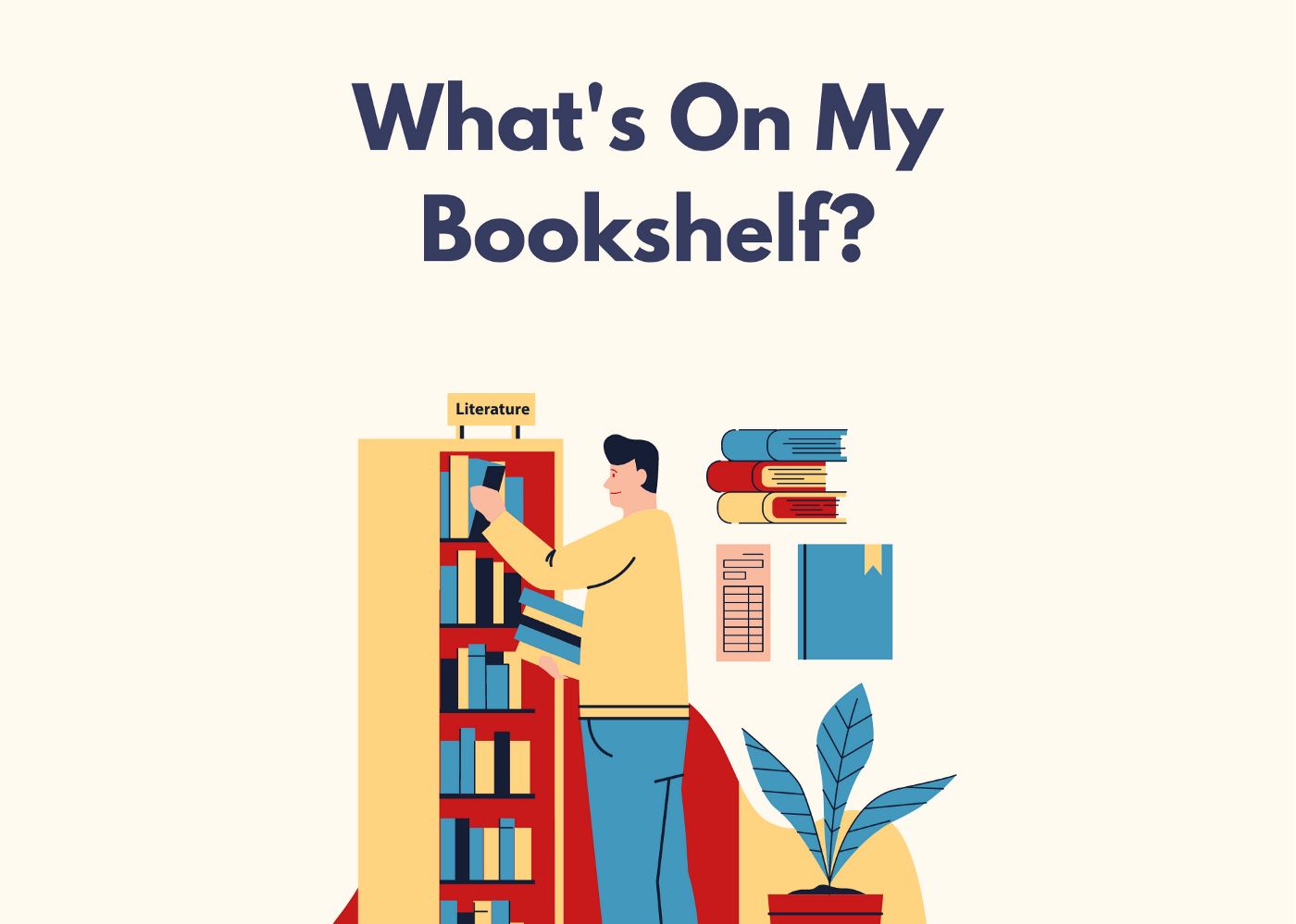 What books do I recommend reading?