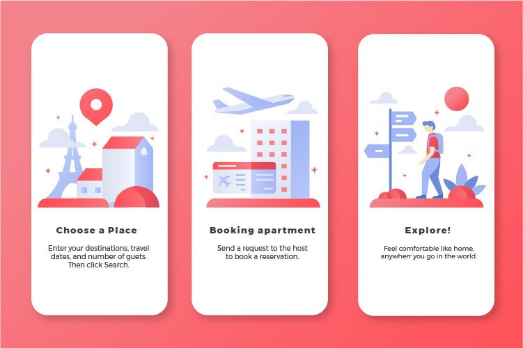how does airbnb work for guests, app like airbnb, apps like airbnb