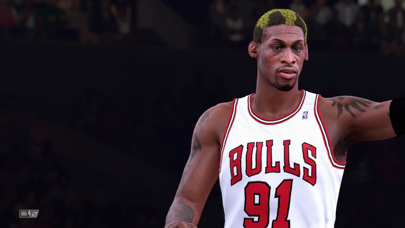 Revisionist History: the '98 Chicago Bulls, and Beyond — NBA 2K18