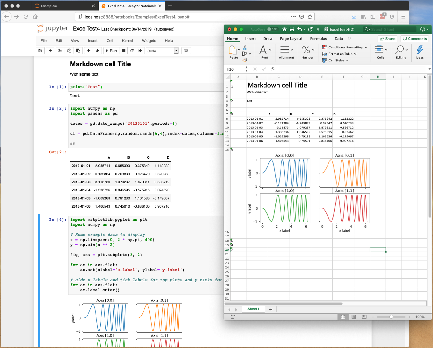 Jupyter is the new Excel (but not for your boss) - Towards Data Science