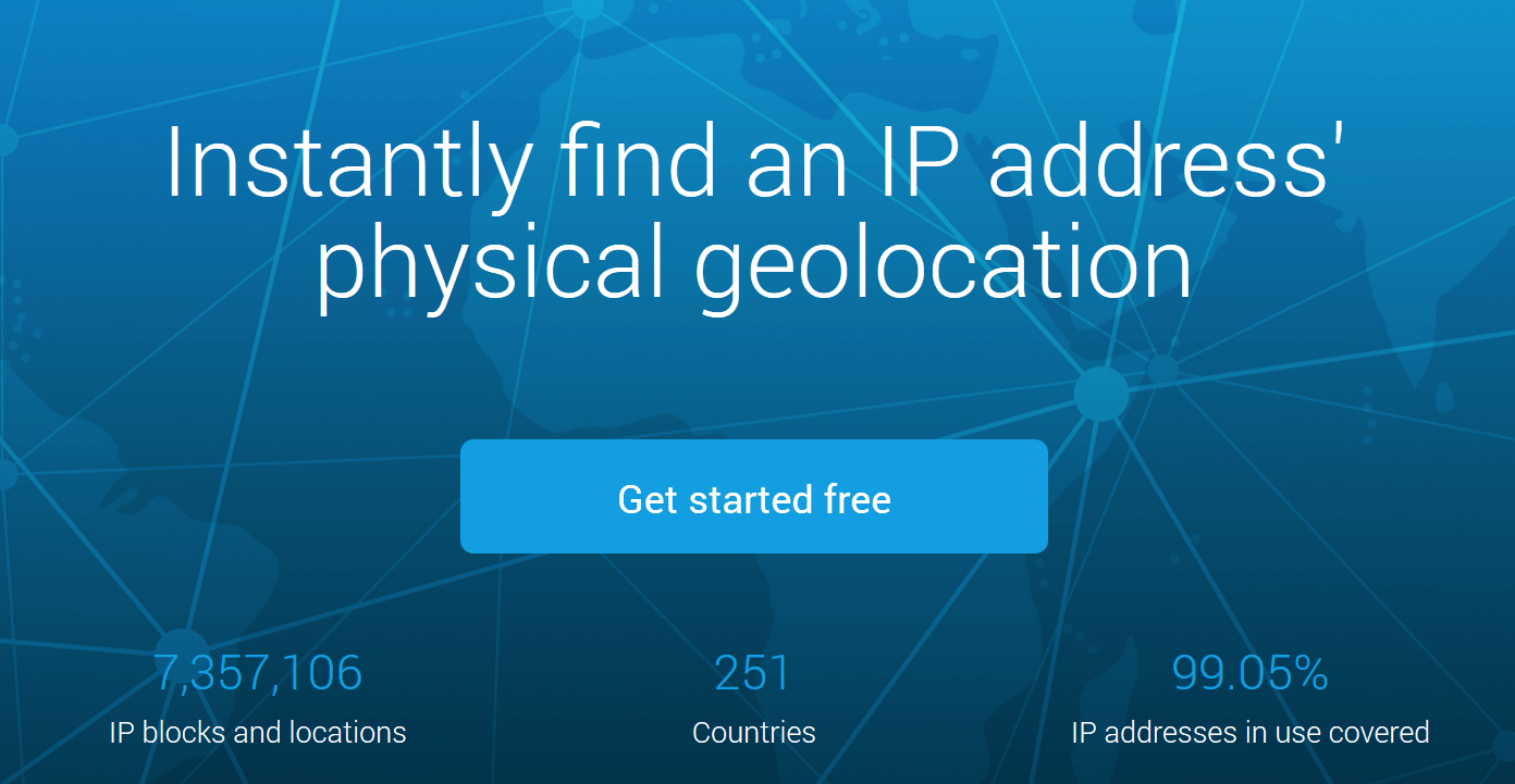 Which is the Best IP Geolocation API? - Evelyn Rayner - Medium