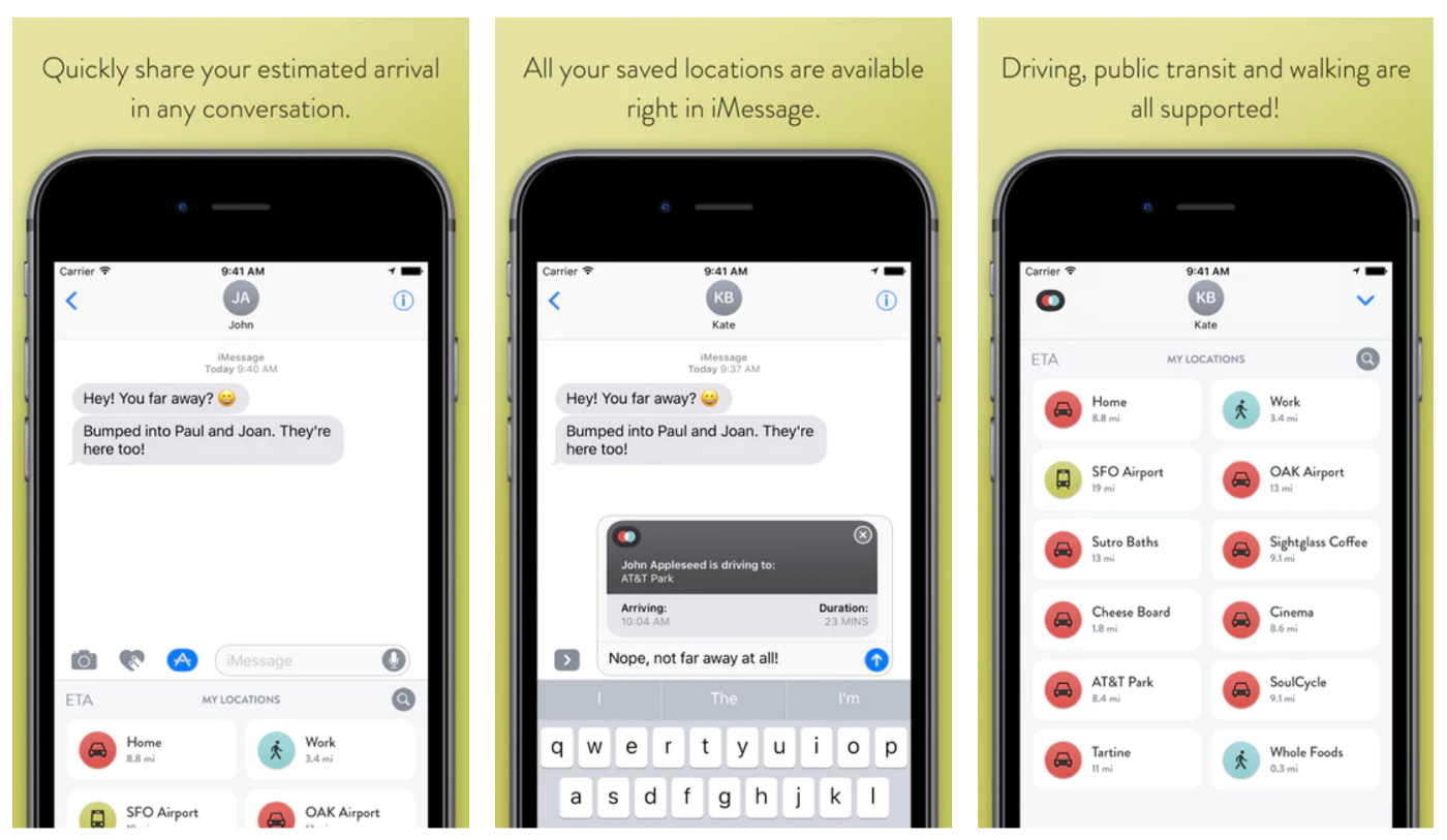 10 Best iMessage Apps for Your iPhone - Product Hunt