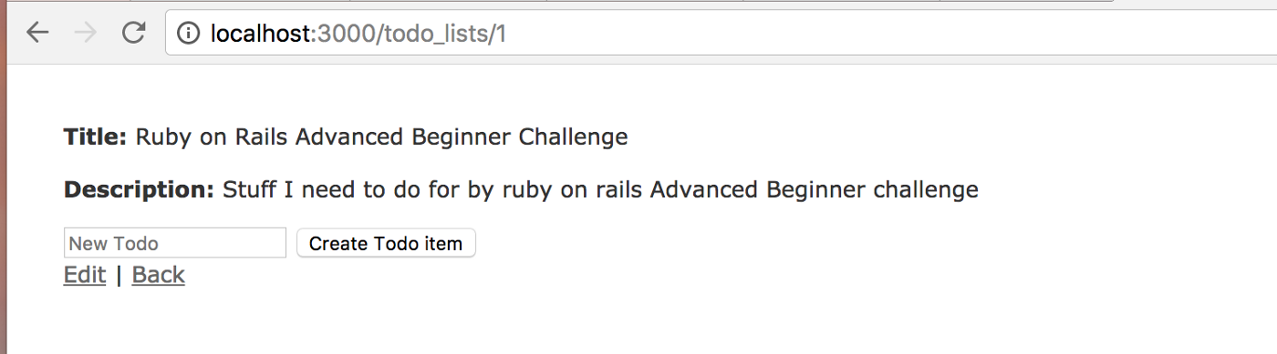 How to Build a Todo App with Ruby on Rails - David Allen - Medium