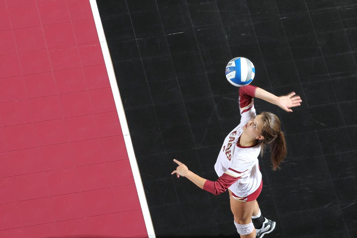 Volleyball Serve Detection