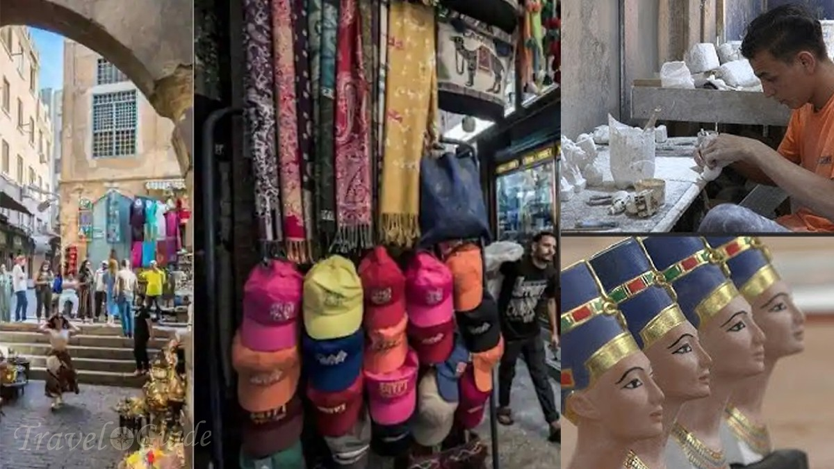 Egypt Souvenir Makers Abandon Business Post Failing to Avail Government's Aid.