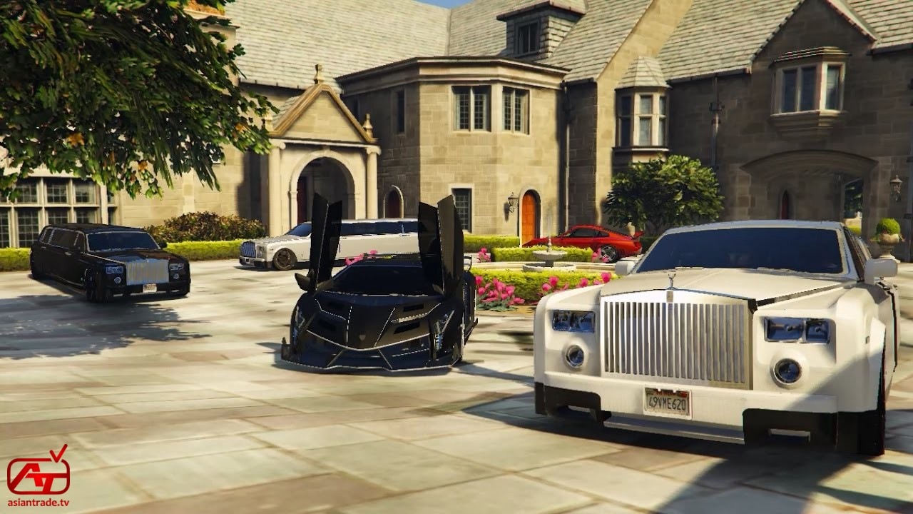 Billionaire lifestyle