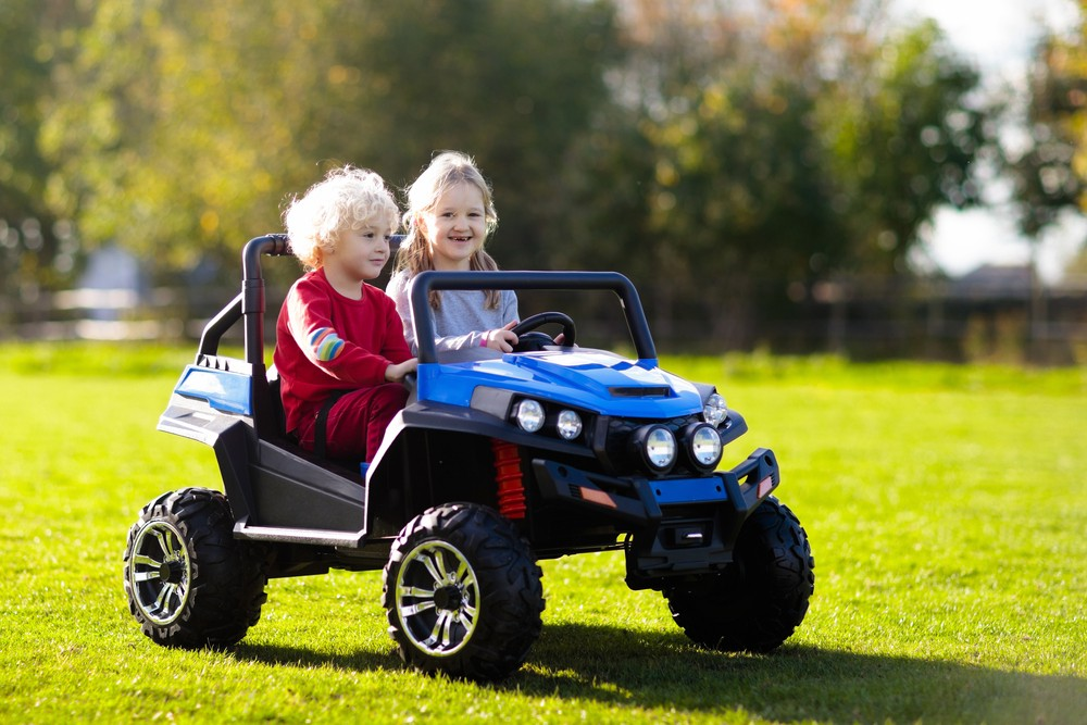 best 24 volt battery powered ride on toys