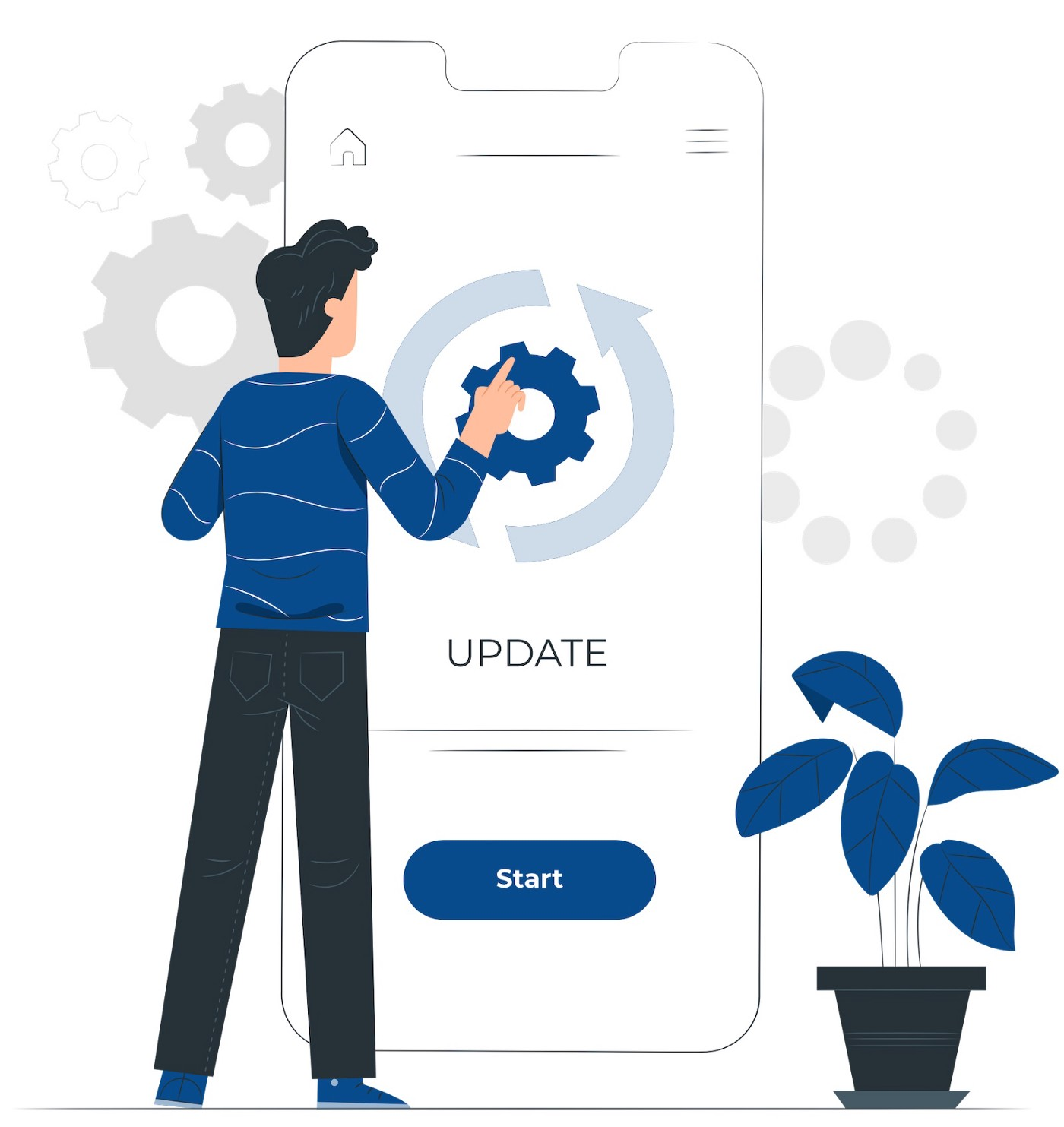 CI/CD pipeline implementation within software development allows developers to bring updates to customers much faster.