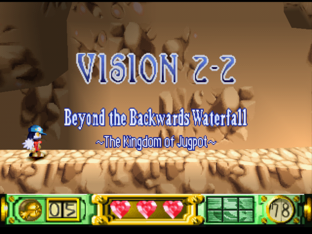 Vision 2–2: Beyond the Backwards Waterfall ~The Kingdom of Jugpot~