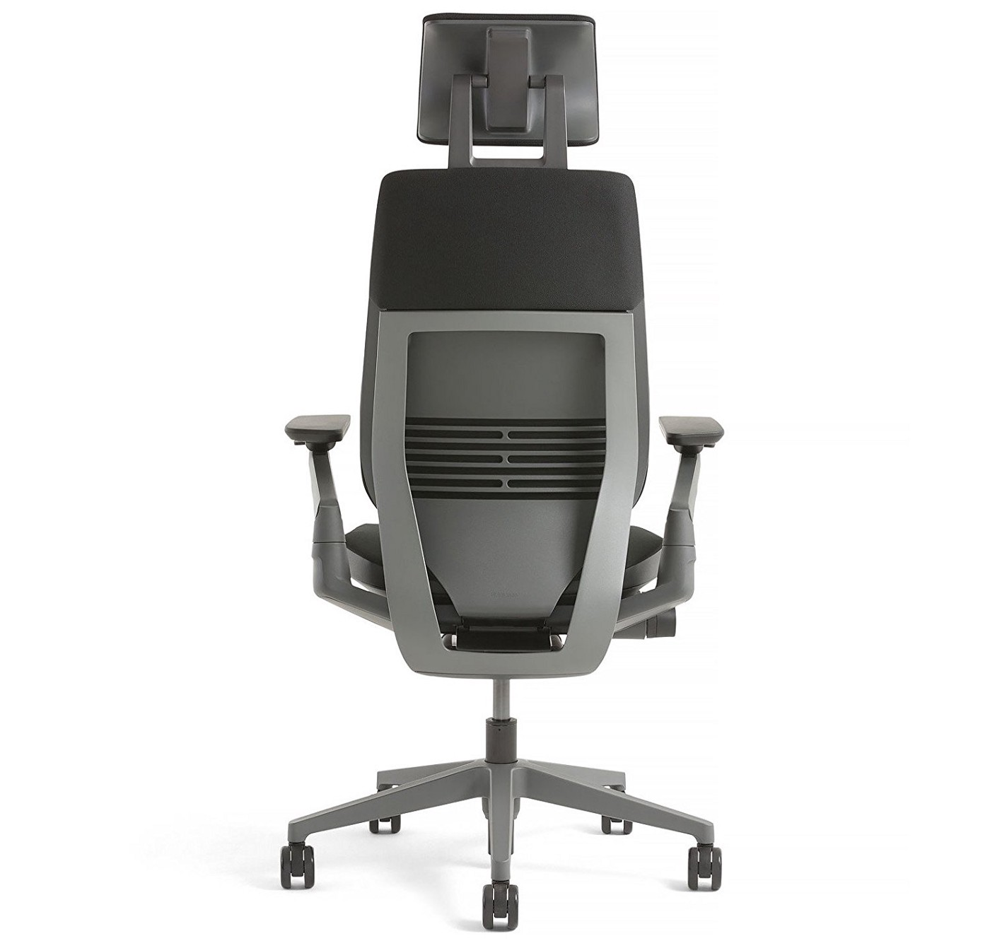 Steelcase Gesture Chair from the back