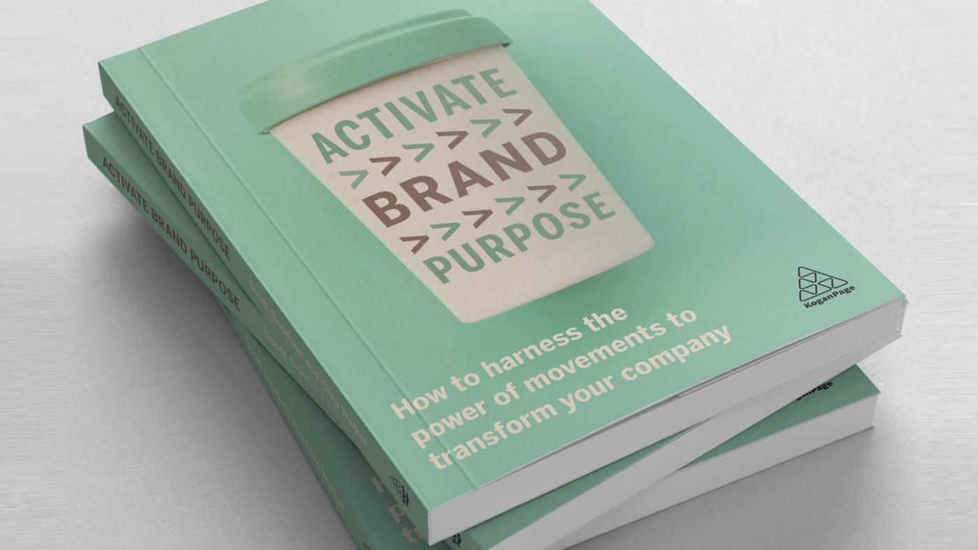 The best business book of 2021,  Activate Brand Purpose