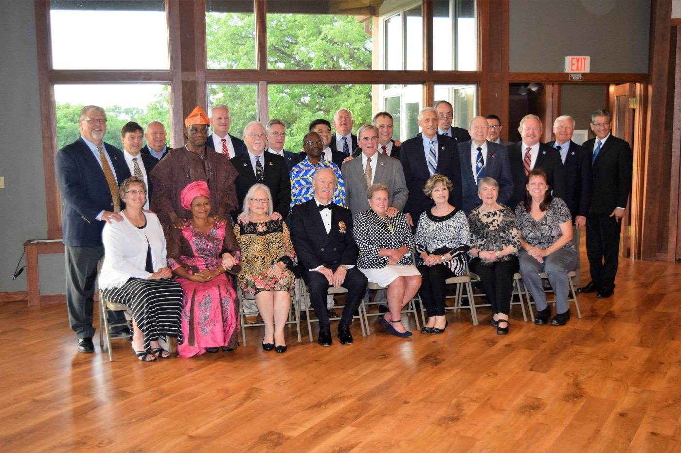 Pointman Leadership Institute and Principle Based Leaders from around the World