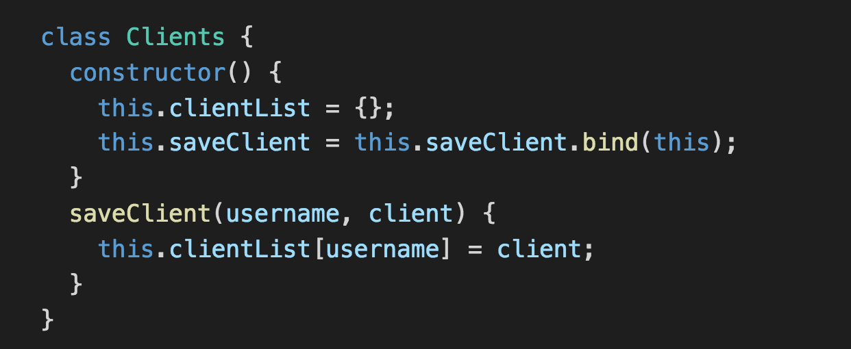 How to Keep Track of Clients with Websockets - Will Rigsbee - Medium