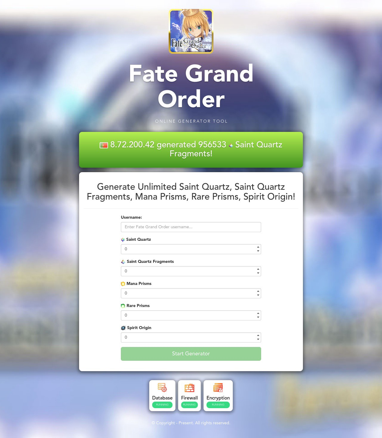 By Photo Congress || Fate Grand Order Mod Apk Unlimited Money