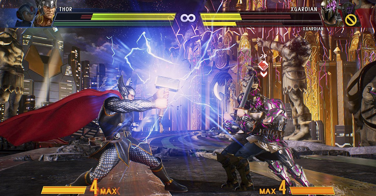 Marvel vs Capcom Infinite' Review: A More Casual Fighter Enters the Ring